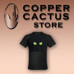 Shop for Arizona, history, science, nature and animals related gifts and merchandise at the Copper Cactus Store